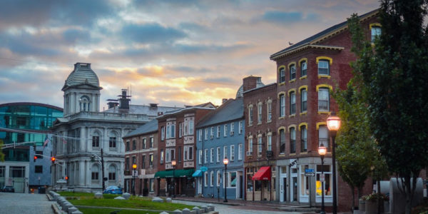 Fore Street Summer Morning-Corey Templeton